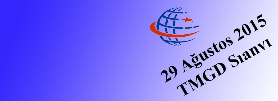 29 Ağustos TMGD Sınavı Eğitim Takvimi